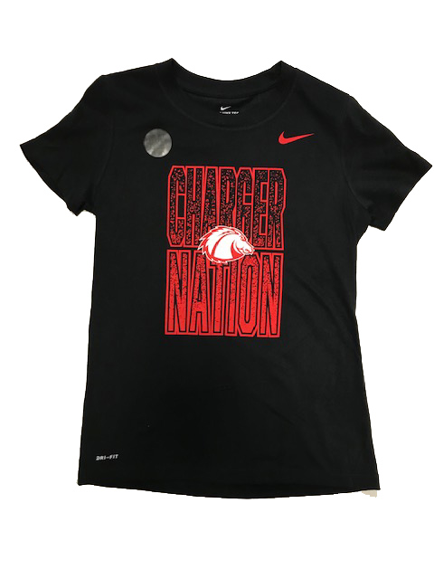 Image For NIKE W CHARGER NATION T-SHIRT